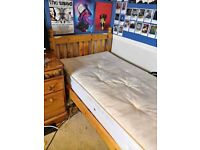 Pine trundle beds