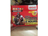 Sports nutrition race pack. New in box