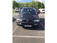 Citroen synergie 2.0 HDI 8 seater 2002
