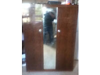 2 Wardrobes and dressing table ***reduced for quick sale ***
