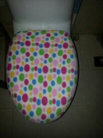 Cute&comfortable Toilet mat to sale