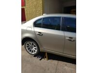 BMW E60 doors in mint condition platinum bronze with no dings or scratches