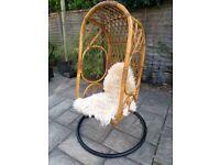 Garden Swing Chair Retro
