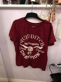 HARRY POTTER TOP SIZE 14 BRAND NEW