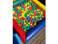 Mobile soft play hire for parties and events
