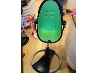 Bloom fresco designer high chair