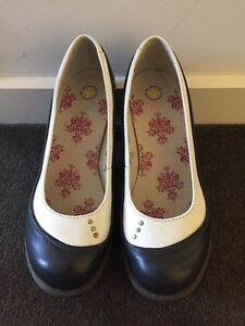 Dr. Martens High Heel Shoe UK 7 Fitzroy North Yarra Area Preview
