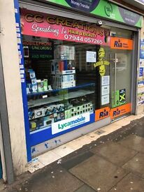 Space Available For Mobile Shop - LEWISHAM