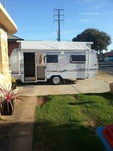 2003 Galaxy Southern Cross Pop Top. Great FAMILY caravan! St Agnes Tea Tree Gully Area Preview