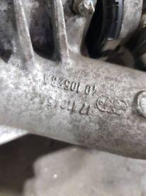 Mercedes kompressor supercharger