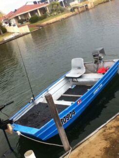 3.5m Tinnie/dinghy/boat