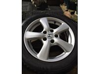 Nice Alloy 16* Very good tyres