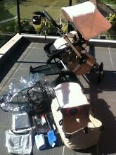Excellent used off white/sand Bugaboo Cameleon with extras Wahroonga Ku-ring-gai Area Preview