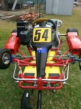 125 rotax azzuro Londonderry Penrith Area Preview
