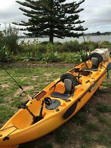Hobie outback and Hobie outfitter - stolen Hindmarsh Island Alexandrina Area Preview