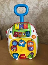 VTech learning suitcase