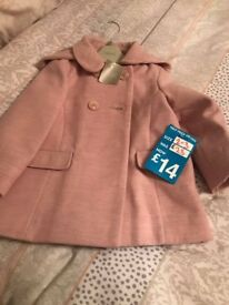 Next Brand New Coat Age 2-3 years old