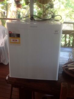 Small Fridge Newstead Brisbane North East Preview