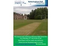 Ketteringham Hall Cricket Club