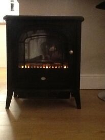 Electric fire wood burner effect (Dimplex)