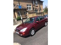 Ford Focus 1.8 Gear 1 Years MOT Power Steering Electric Windows Central Locking Drives Nice