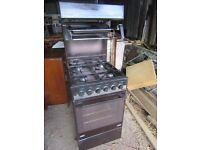 Newworld free standing gas cooker