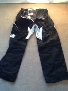 Motor cross pants