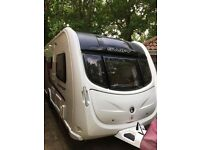 2011 Swift Challenger 540 4 berth caravan also fitted with top of range MOTOR MOVER and ALARM