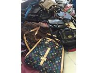 **GRADE A** Second Hand Handbags Wholsale in big quantity contact 07517 792963 MIXED UK QUALITY