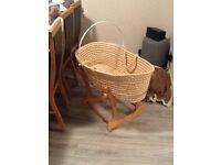 Moses basket set