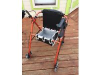 Rollator For Sale Mobility Disability Amp Medical