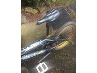 Voodoo Malice BMX Bike 20inch wheel