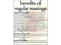 Full Body Massage - Male Therapist