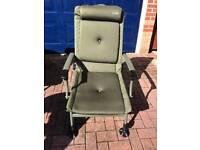 Carp zone reclining chair