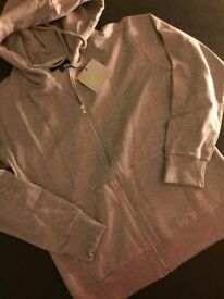 MISSGUIDED GREY ZIPPER SIZE 10 BRAND NEW TAGS ON