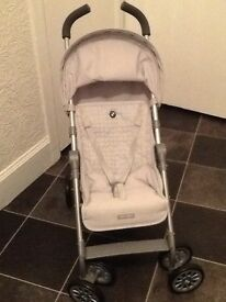 Mclaren dolls replica pushchair