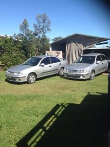 Bargain 2 x Nissan Pulsars must go Bellmere Caboolture Area Preview