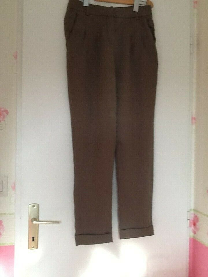Pantalon fluide tencel kookai taille 36