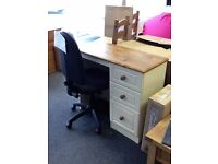 Dressing table/ study desk + chair