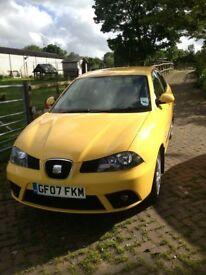 Seat Ibiza 1.9 turbo sport diesel