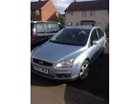 Ford Focus car is in limp mode selling as spares or repairs