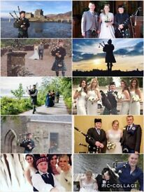 Bagpipe services available for ALL occasions