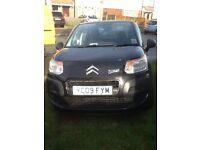 Cheap 2009 Citroen Picasso grab a bargain cheap to run cheap insurance ideal first family car