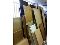 FREE WOOD AVAILABLE FOR COLLECTION