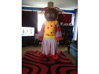 Upsy Daisy Mascot/Costume