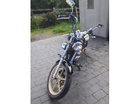 Yamaha Virago XV125cc 2003
