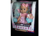 Lovabella blonde doll