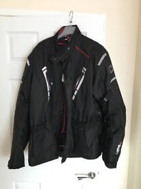Oxford two piece motorbike suit