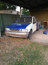 Holden rodeo project Paterson Dungog Area Preview