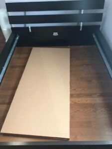 Ikea Queen Hopen Bed Frame / Free Delivery